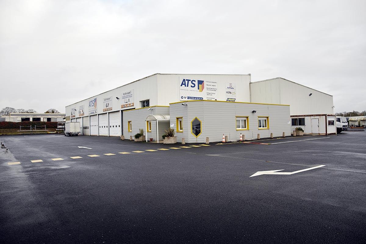 L'entreprise ATS