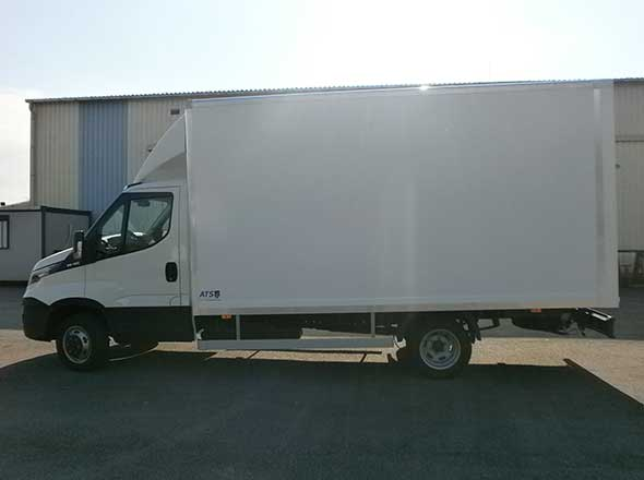 IVECO Daily caisse fourgon