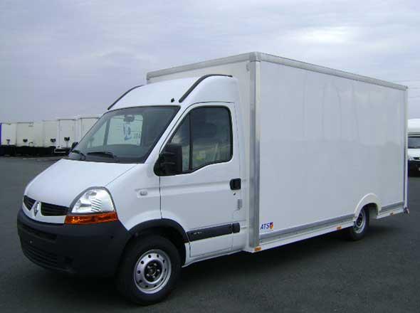 Plancher cabine spécifique sur Renault Master