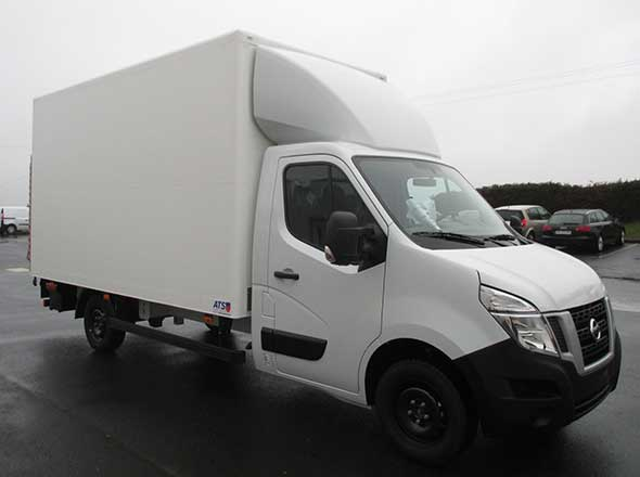 Renault Master carrosserie Solight