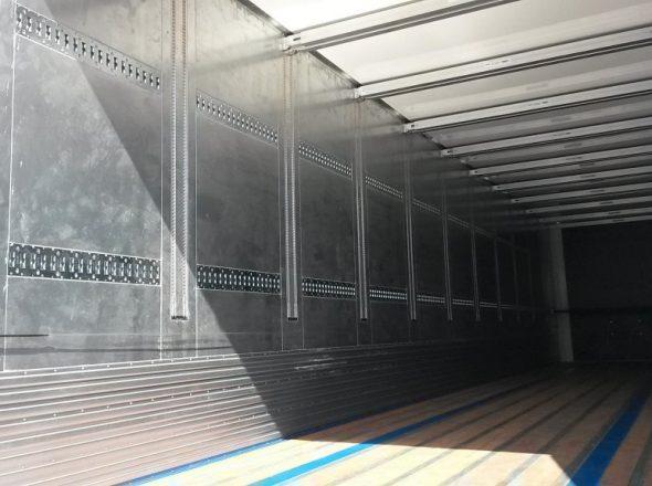 Intérieur double étage SR Fourgon